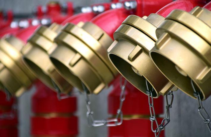 Константин Алексеенок — лучший водитель пожарного автомобиля